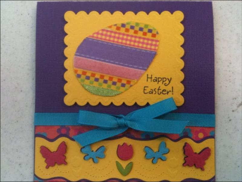 Easter ribbon pic