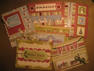 Lyb christmas cards