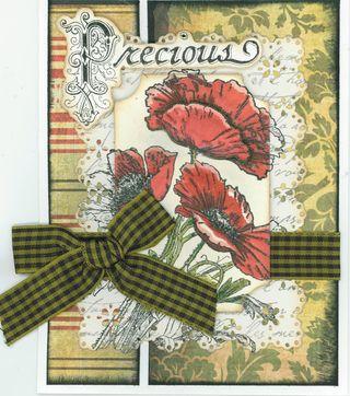 Precious card