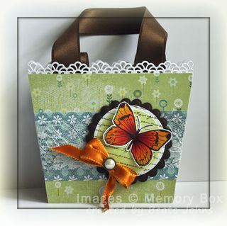 MemoryBoxbutterflygeniebag