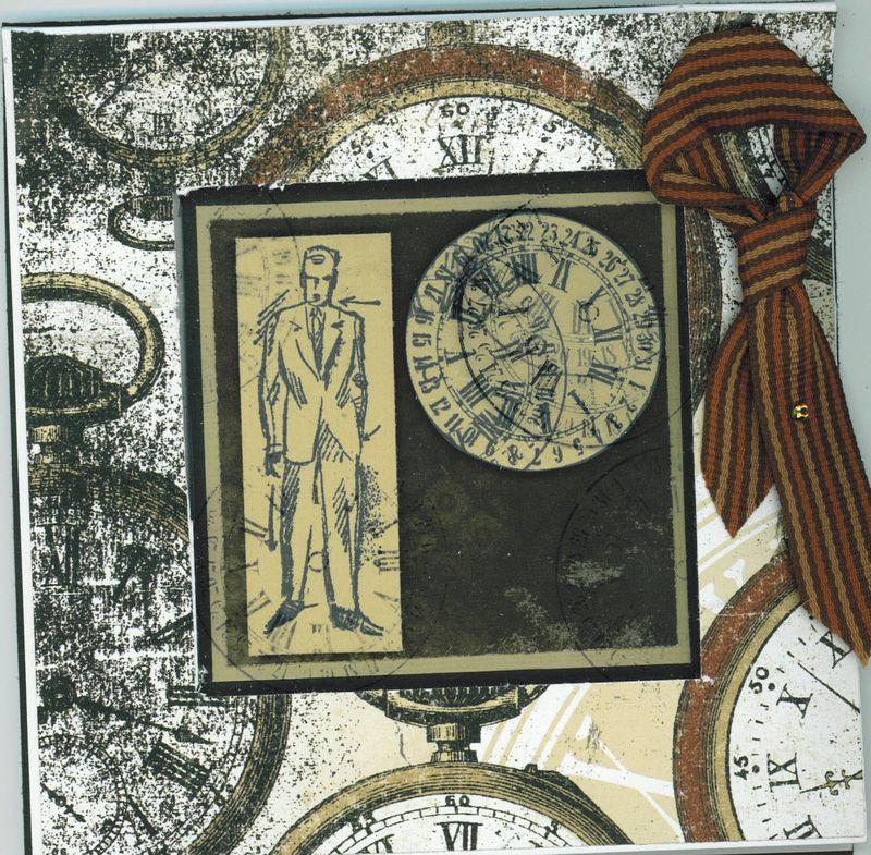 GENTLEMAN'S CARD