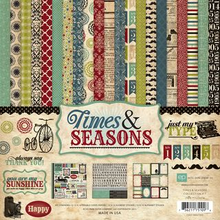 Echo park times and seasons