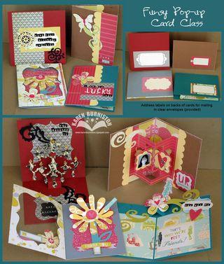 Funsy Card Class