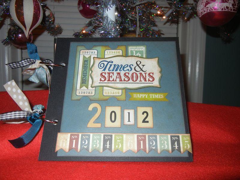 Amy time and seasons