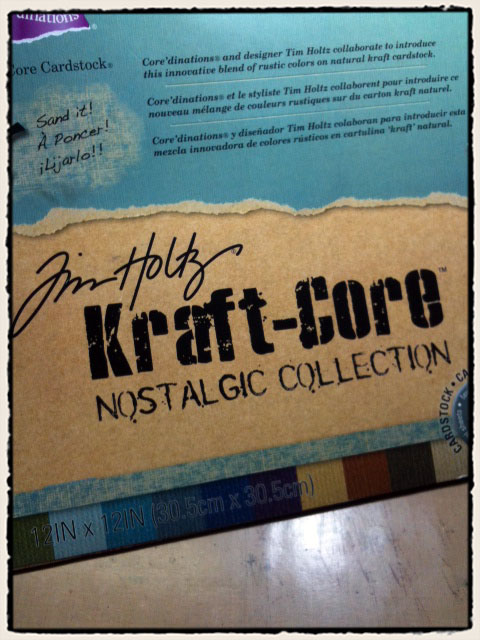 Kraft core