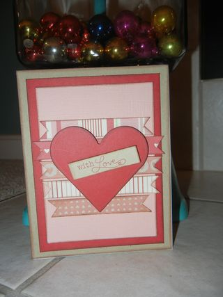 Amy valentine card