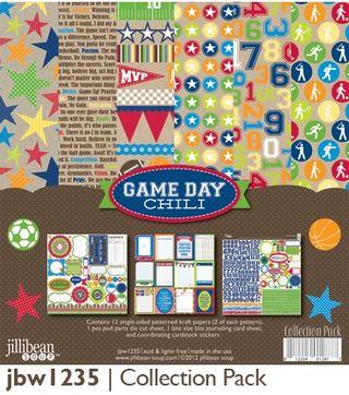Jillibean game day