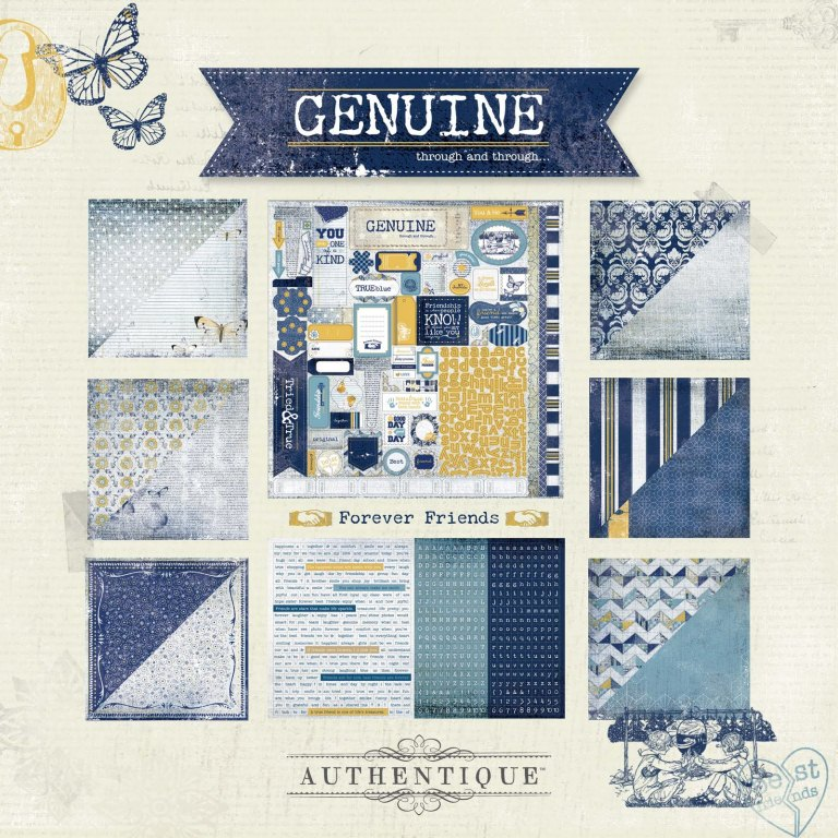 Authentique-genuine