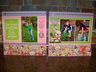 Stephanie easter layout