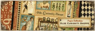 Graphic 45 olde curiosity shoppe