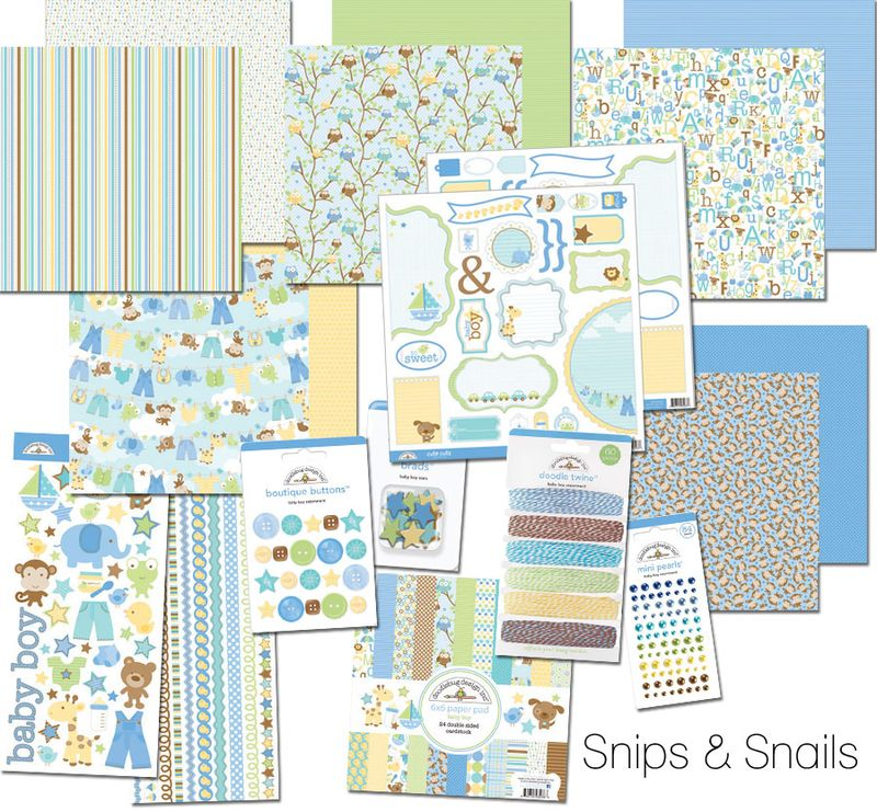 Snipssnails_doodlebug_snips and snails