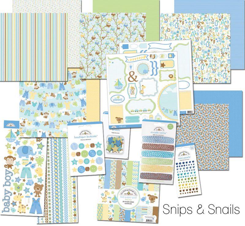 Snipssnails_doodlebug_snips and snails