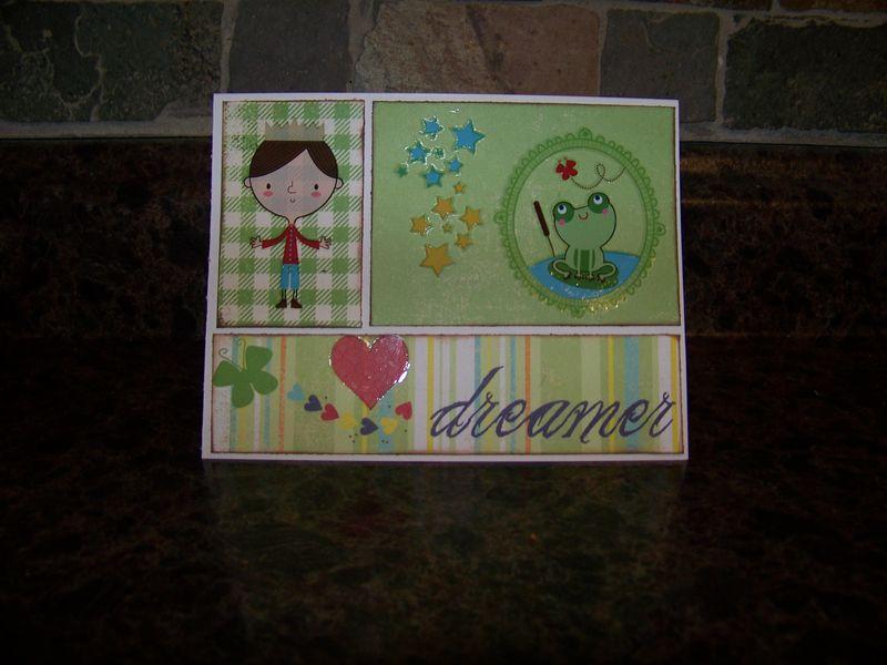 Stephanie kids will be kids card